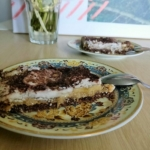 Fit banoffee pie