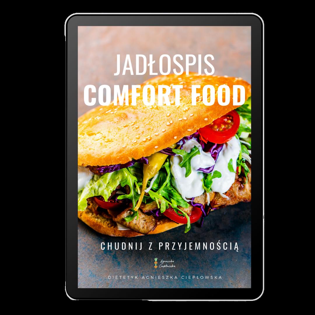 Jadłospis Comfort Food