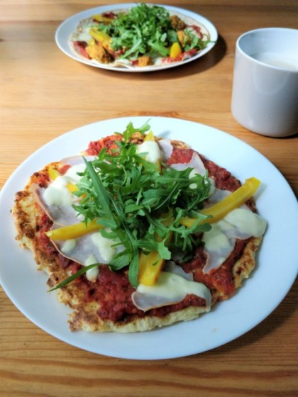 fit pizza