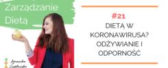 dieta i koronawirus