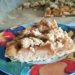 Jabłecznik na spodzie z mąki kokosowej